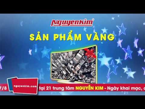 Khuyến Mãi Lớn TUẦN LỄ VÀNG LG 2015 Tại Nguyễn Kim
