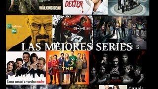 Las Mejores Series Para Ver 2013