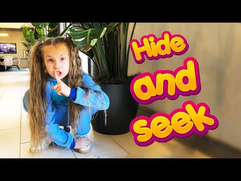 This funny video for kids about family friendly and love play HIDE and SEEK.  TRY TO FIND LIZA too.