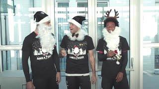 Il dietro le quinte del video di Natale della Juventus - Juve Christmas Carol outtakes