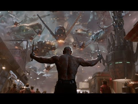 Guardians of the Galaxy trailer 2 UK -- Marvel | HD