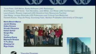 Department of Physiology and Biophysics Symposium (Part 1 of 3)