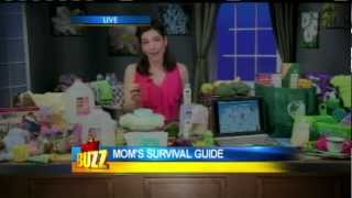 Mom's Survival Guide | The Daily Buzz