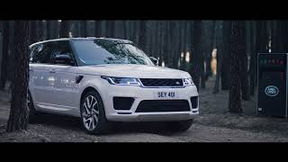 New Range Rover Sport MJ 2018   PHEV