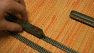Fleischmann 40-year N-scale Jubilee Train Set.