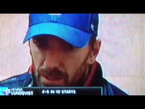 New York Rangers - Henrik Lundqvist- Ducks Win