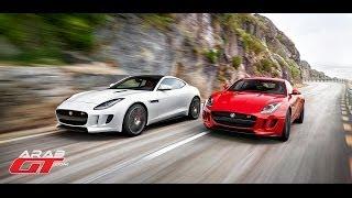 Jaguar F Type coupe 2014 جاكوار اف تايب كوبيه