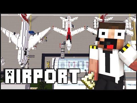 Minecraft - Airport