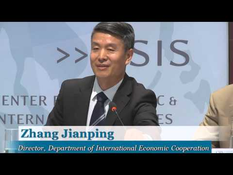 Asia-Pacific Economic Integration and the Role of the United States and Japan; Panel Part 2