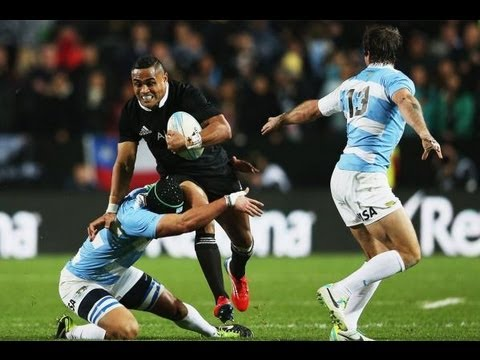 New Zealand vs Argentina Rd.3 2013 | Rugby Championship Video Highlights