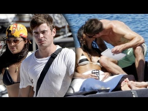 Zac Efron Spotted Kissing Michelle Rodriguez! New Couple Alert?