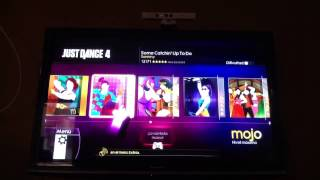 Just Dance 4 All Songs Xbox 360