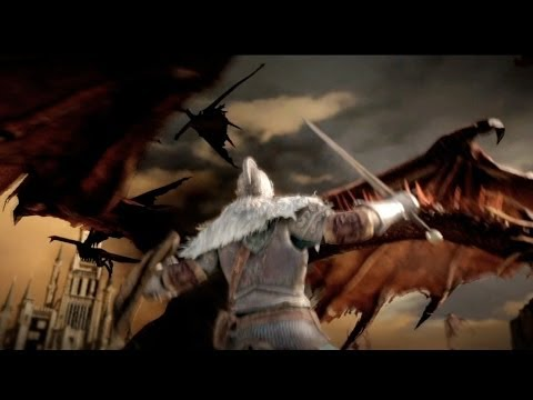 news: Dark Souls II - Curse Trailer