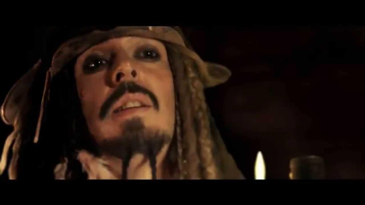 assassins creed 4 black flag captain jack sparrow talking