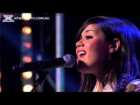 Ellie Lovegrove: Girl On Fire - The X Factor Australia 2013