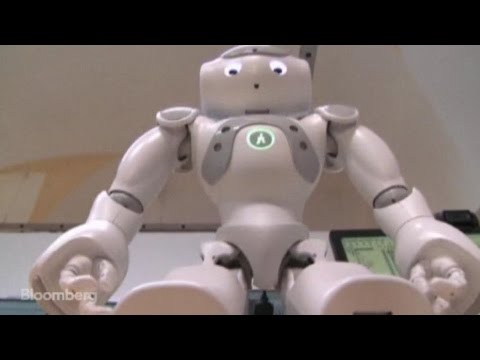 Could This Tai Chi Teaching Robot Change Autism?