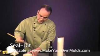 How To Make A Sugar Bottle Mold-Part 3