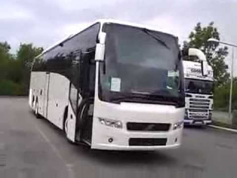 Volvo 9900 on B13R chassis (I-shift) 2014
