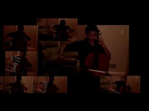 Ender's Game Cover - Cello Dragon Army
