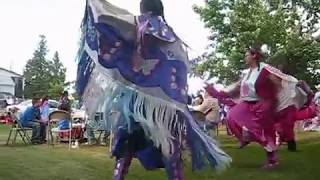 Pow Wow Leech Lake Ojibewa Deer River, Minnesota