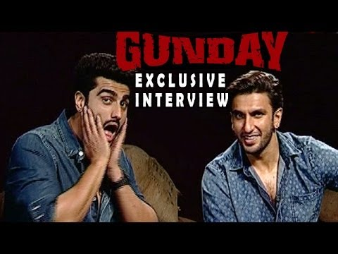Gunday | Ranveer Singh and Arjun Kapoor Exclusive Interview