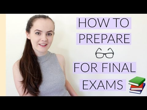 how to study for final exams Home exam preparation: ten study tips menu as a final tip, remember that you may encounter as well as tips on how to study for them, surviving exams and.