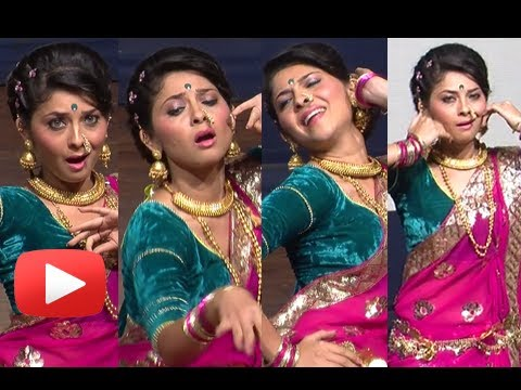 Sonalee Kulkarni Performs Lavani In Marathi Movie Zapatlela 2 3D!