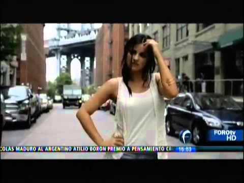 Maite Perroni eclipsa Nova York com fotos sensuais
