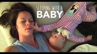 A mamãe está cansada e tenta dormir, mas sua filhinha não concorda!