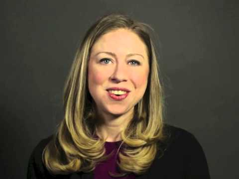 Chelsea Clinton: Citizen Service Award 2014