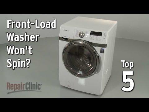 admiral washing machine troubleshooting