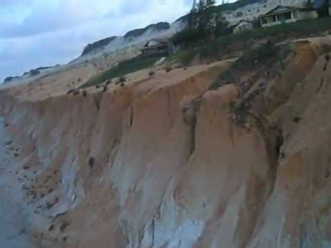 canoa quebrada fortaleza ceara   passeio de parapente ivandro de paiva sereia  de toledo pr