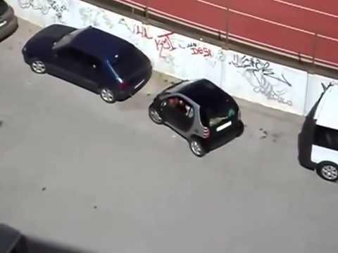 Најдолгото паркирање на Смарт