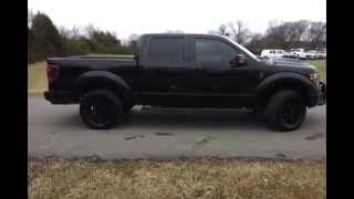 Sold.2012 Ford F-150 SuperCrew FX4 Tuscacny Conversion