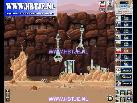 Angry Birds Star Wars Tournament Level 2 Week 33 (tournament 2) facebook