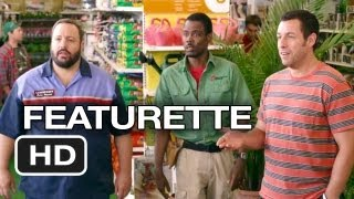 Grown Ups 2 Featurette The Boys Are Back (2013) Adam