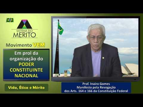 VEM.03 - Manifesto em Prol da Organização do Poder Constituinte Nacional