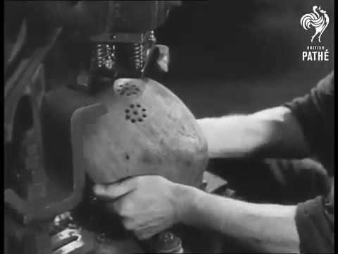 Што се случило со германските фашистички шлемови после втората светска војна