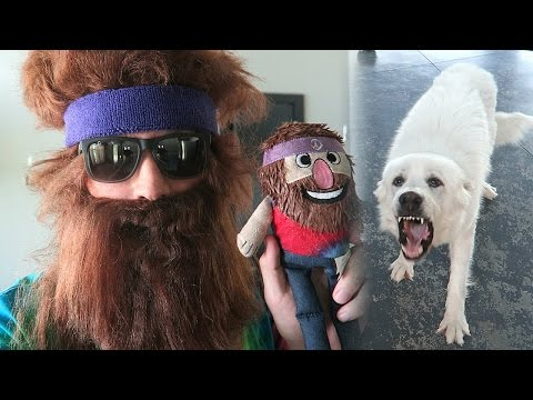 KODA GETS ANGRY AT HIPPIE MAN! (Super Cooper Sunday #58)
