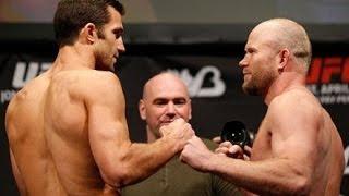 UFC 172 Highlights: Luke Rockhold vs Tim Boetsch