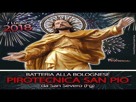 SUCCIVO (Ce) - Ss Salvatore 2018 - Pirotecnica SAN PIO (Bolognese)