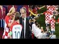 Chung Kết World Cup 2018 :Nước mắt Modric và một 'Croatia giữ danh dự kể cả khi thua'