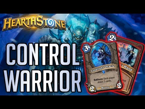 Gameplay Savjz's Control Warrior Kobolds And Catacombs | Hearthstone Guide How To Play