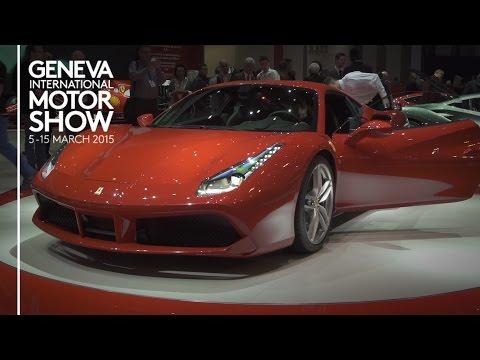 Ferrari 488 GTB, Veyron La Finale e Lamborghini Superveloce