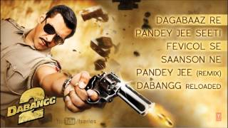 Dabangg 2 - Audio JukeBox