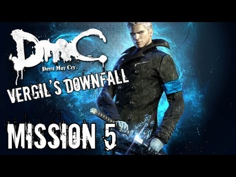 Devil May Cry - Vergil's Downfall - Mission 5 Playthrough TRUE-HD QUALITY