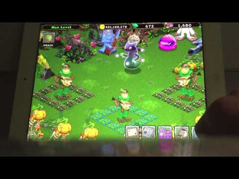 How To Breed ShugaBush 100% REAL! My Singing Monsters - YouTube