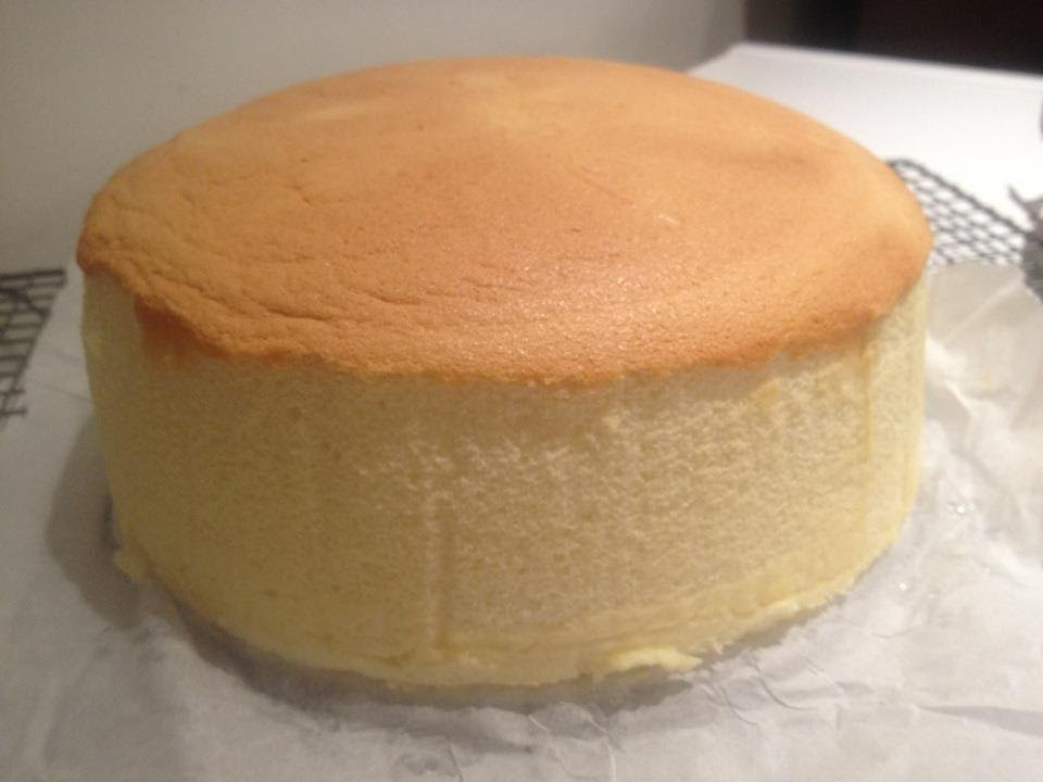 Cotton Soft Japanese Cake Recipe