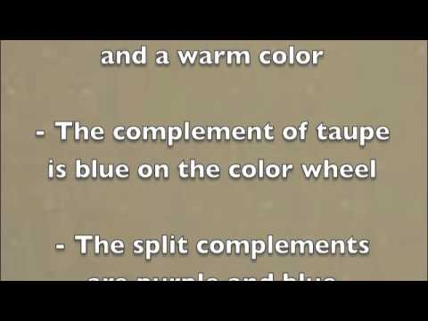 Taupe color meanings what is taupe youtube for What is taupe color look like