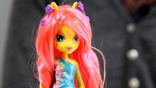 Fluttershy Doll With Accessory / Lalka Fluttershy Z